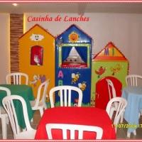 Casinha de Lanches