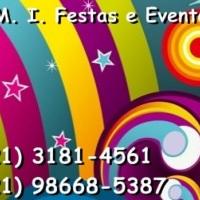 Festas e Eventos Rj