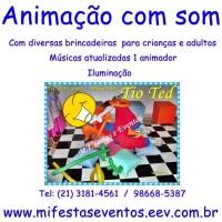 Animação festa Infantil