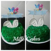 Rose Cakes tema Páscoa