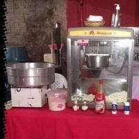 pipoca e algodão doce - festas juninas, festas infantil, eventos empresariais. lojas , etc.  faça
