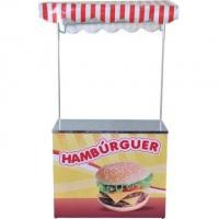 Aluguel de carrinho de hambúrguer em belo horizonte