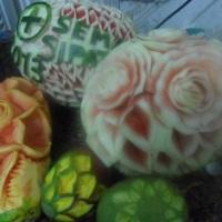 Frutas Decoradas