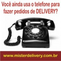 Você ainda usa o telefone para fazer pedidos Delivery?
