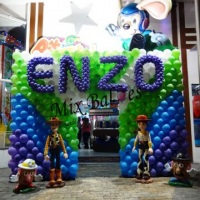 Portal de Entrada Toy Story