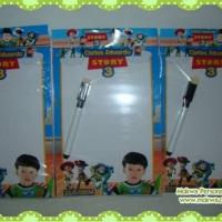 lembrancinha toy story lousa magnetica