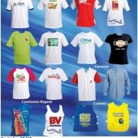 Camisetas e outros