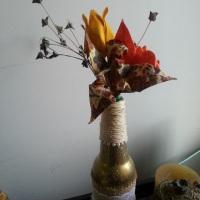 Flores de orinuno (tecido)para enfeitar a casa ou sua festa. Feito sob encomenda de acordo com a pr