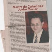MESTRE DE CERIMONIAS JORNAL
