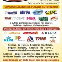 Viagens atendimento em todo Brasil  Brasil