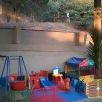 Área baby completa com cercado até 4 anos