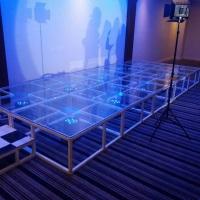 palco de vidro