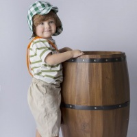 Fantasia Chaves Infantil e bebê