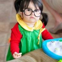 Fantasia Chiquinha bebê
