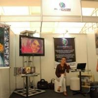 Participação na feira de exposições