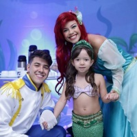 Ariel e Eric! No Mundo da Katty  98103-7220