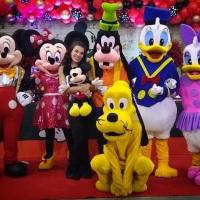 turma do Mickey <3