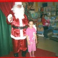 Papai Noel para Lojas, Shoppings, Mercadões, Confraternizações empresariais, etc...  Ligar para age
