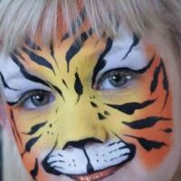 Pintura facial também para a Semana da Páscoa! (16) 3019 0280