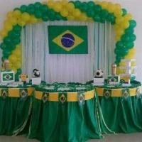 DECORAÇÃO BRASIL(futebol)  E-mail: francieledevescardoso@hotmail.com  Whats:51-92518356 https://ww