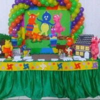 DECORAÇÃO BACKYARDIGANS
