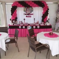 DECORAÇÃO MONSTER HIGH