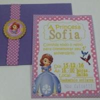 Convite Sofia
