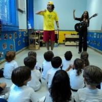 Musical educativo para escolas