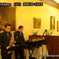 Músicos Para Eventos em SP e região