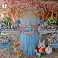 Decoração Alice no país das maravilhas