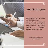 Organização, assessoria e promoção de eventos coorporativos.