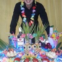 Barman: Festa em Olinda no clima de carnaval.