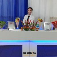 Barman Recife: festa de 80 anos