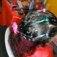 penteados do camarim