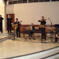 Antonio Natálio e sua banda