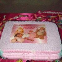 bolo personalizado com foto