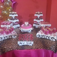 festa tema boliche