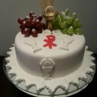 bolo primeira comunhão