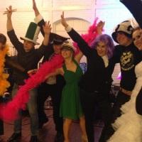 Foto com os Noivos!!! \o/