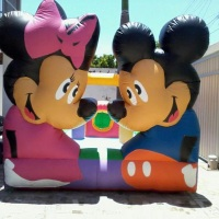 Kid Play mickey e minnie!
