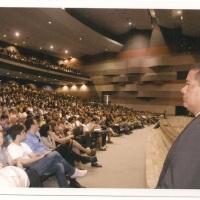 Cerimônia no Centro de Convenções da UFPE