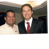 Recepção com a presença do Governador de PE, Eduardo Campos