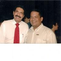 Recepção com a presença do Ex-Prefeito do Recife, João Paulo