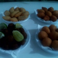 salgado frito coxinha,kibe,pastel R$35,00 o (centro)