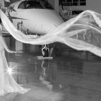 Prévia da noiva Vanessa.