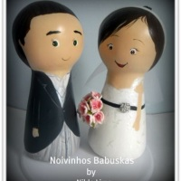 NOIVINHOS BABUSKAS by Nilde Lima