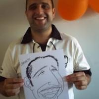 Caricaturas ao vivo WhatsApp: (19) 9 9246-7594 E-mail: nilfellix@ig.com.br