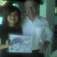 Caricaturas em festas e encontros familiares WhatsApp: (19) 9 9246-7594 E-mail: nilfellix@ig.com.br