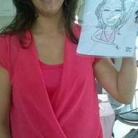 Sua festa fica divertida com as caricaturas ao vivo! WhatsApp: (19) 9 9246-7594 E-mail: nilfellix@i