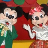 Mickey e Minie - Especial de Natal